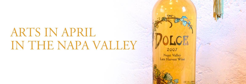Arts in April in the Napa Valley