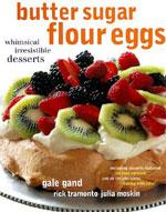 butter sugar flour eggs